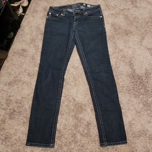 Miss Me skinny jeans 31 long